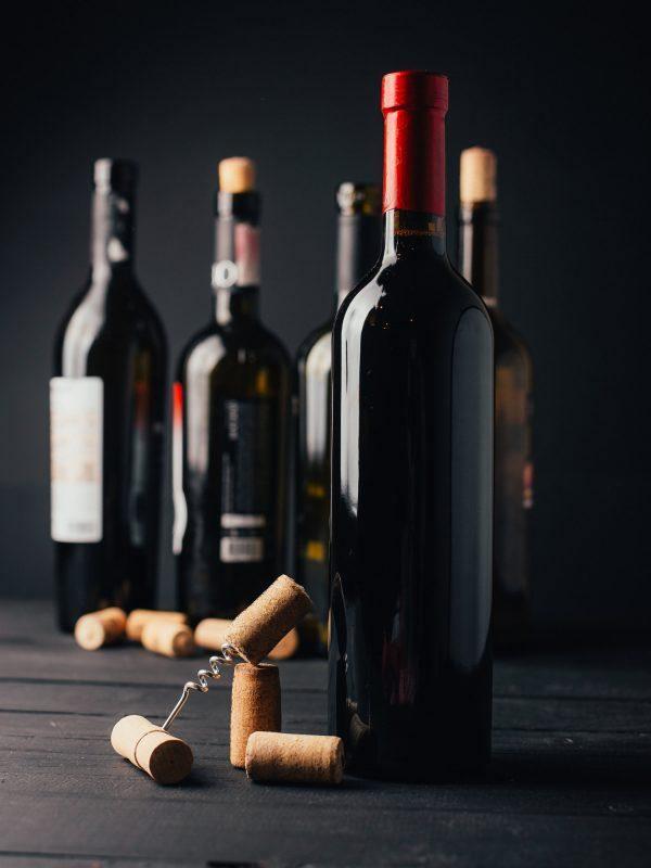 Vinhos e Bebidas Espirituosas